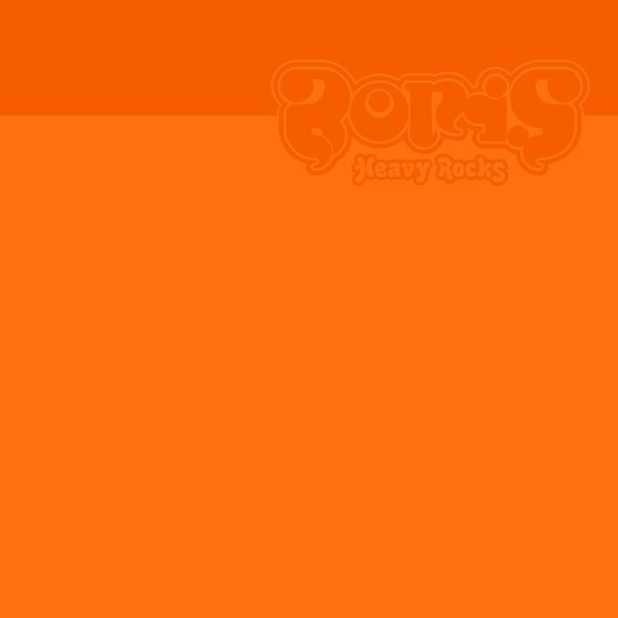 Boris - Heavy Rocks 2002