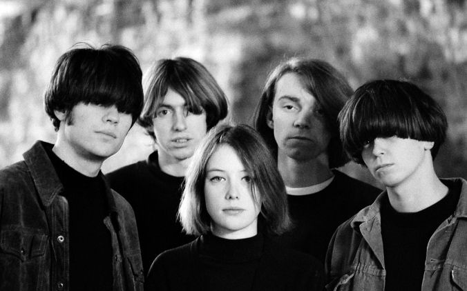 Slowdive band 1993