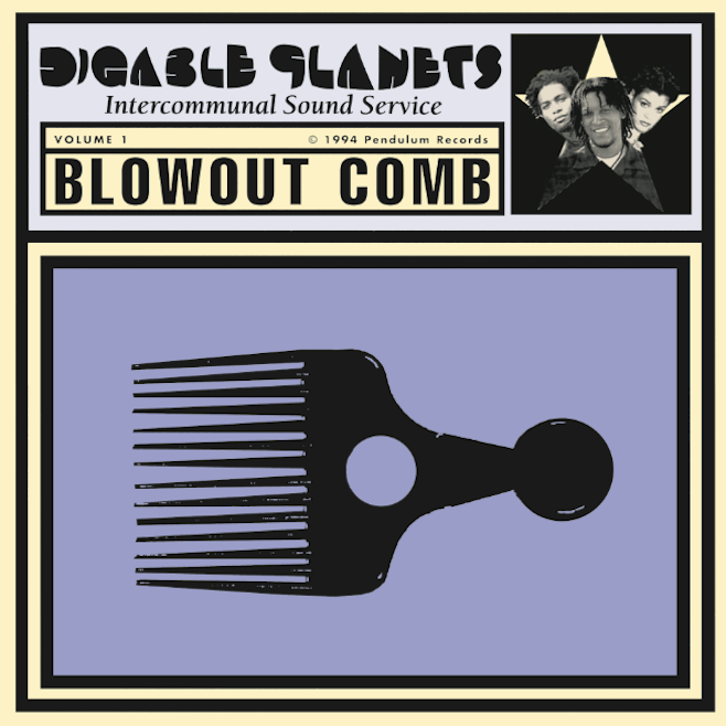 Digable Planets Blowout Comb