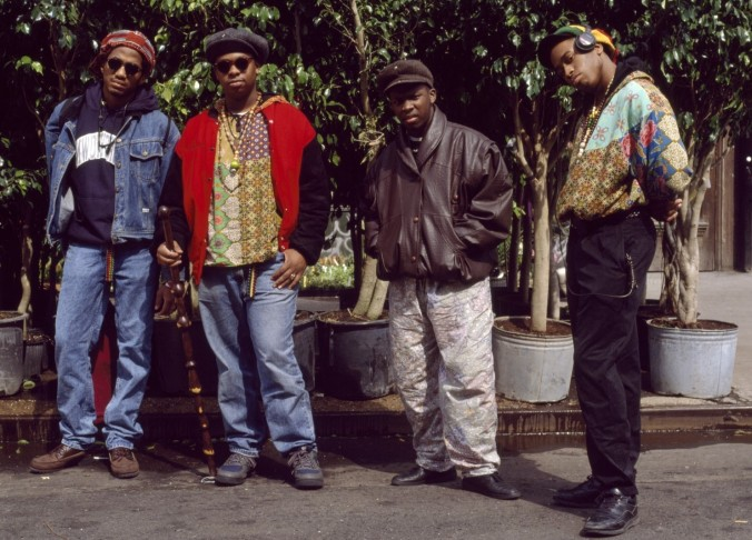 A Tribe Called Quest street