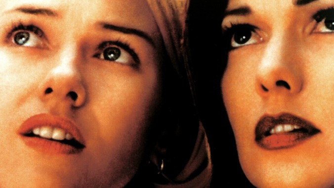 Mulholland Drive close up