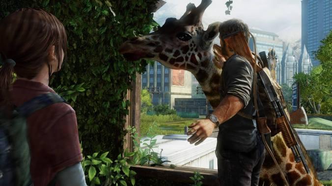The Last Of Us Giraffe