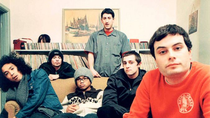 the avalanches old