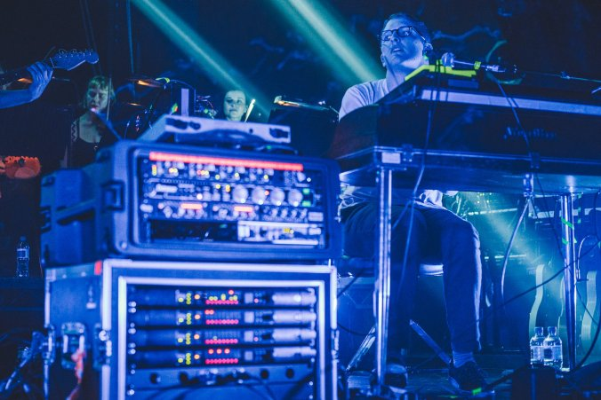 Floating Points live 2016