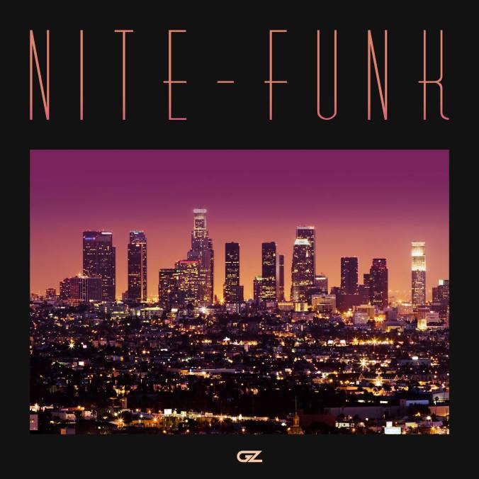Nite-Funk album cover