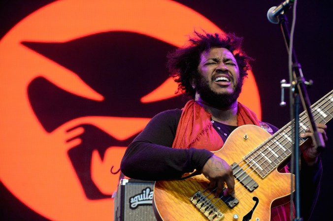 Thundercat live