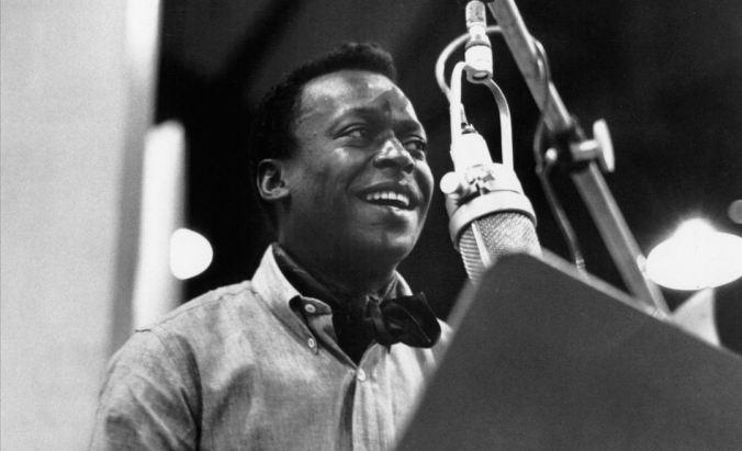 Miles Davis roughly 1960