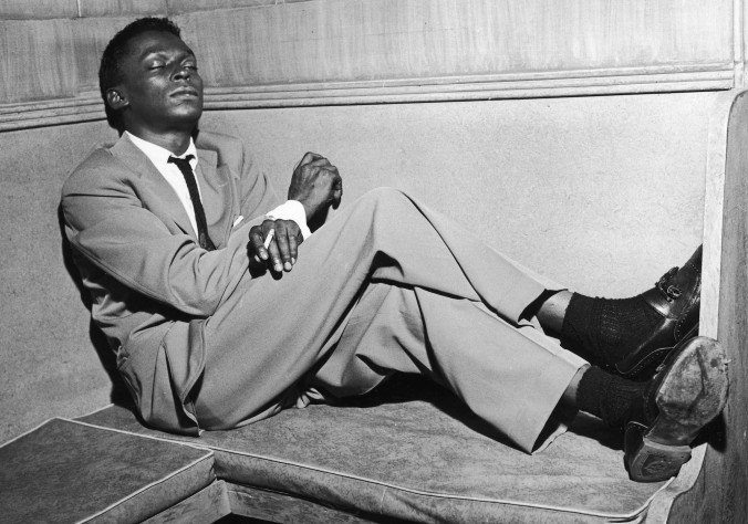 EBONY Collection- Miles Davis Mean Man of Music featured in June 1960 Tan Magazine (G. Marshall Wilson/ EBONY Collection)